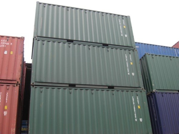 2016 Manufactured Containers
