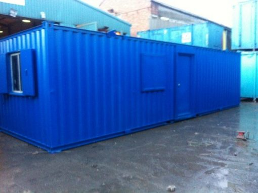 Anti Vandal Office Container