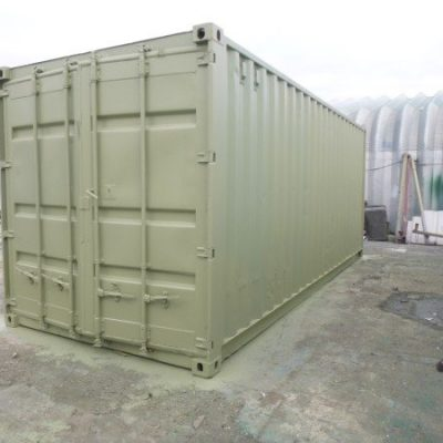 20ft Anti-Vandal Stores Unit