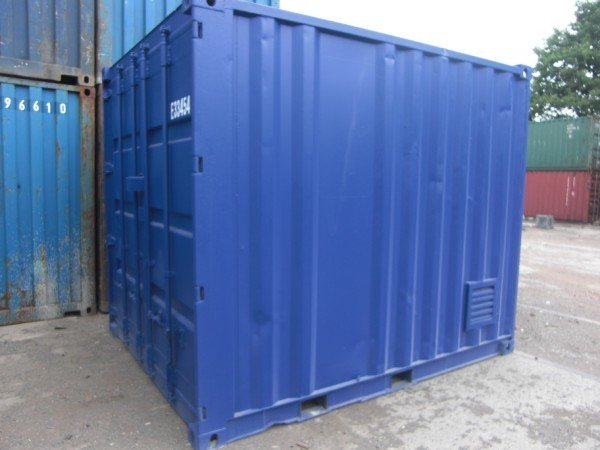 10ft x 8ft Bunded Stores
