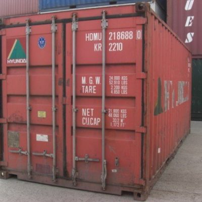 Quality Shipping Container Liverpool