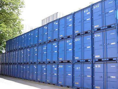 10ft x 8ft Storage Containers
