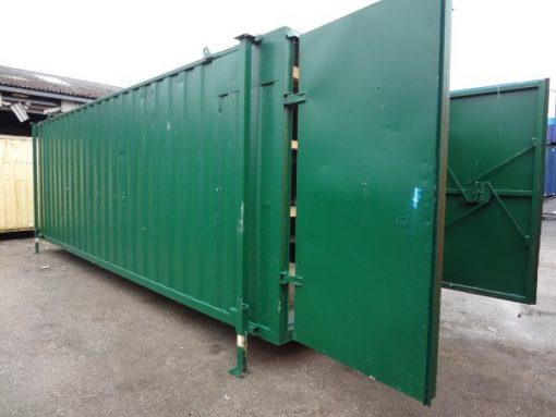 24ft x 8ft Storage Container