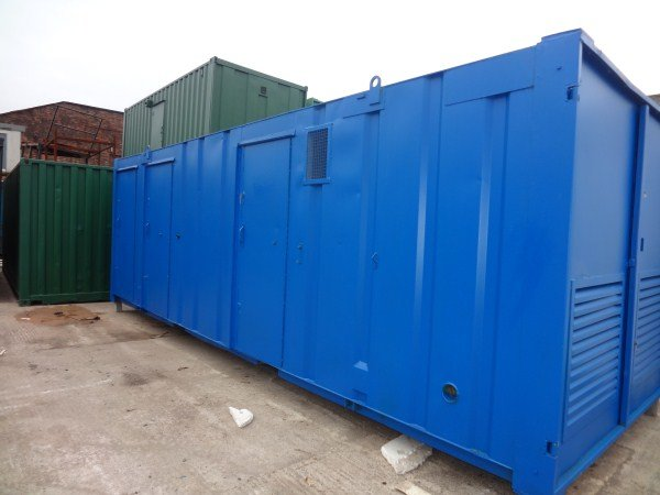 24ft x 9ft Welfare Canteen/Toilet