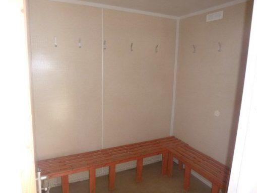 2+1 Toilet & Drying Room