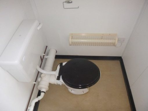 2+1 Toilet & Drying Room