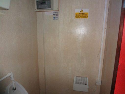 4+1 Plastersol Toilet Block