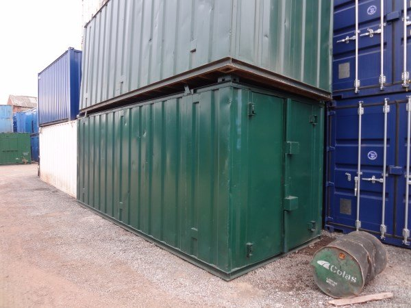 20ft Builder's Grade Storage Unit