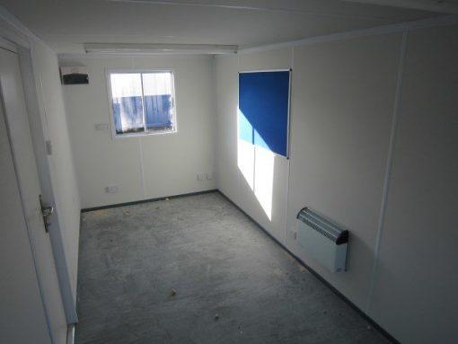 20ft x 8ft New Build, Anti Vandal Office