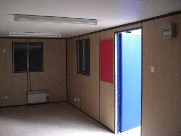 24ft x 9ft Anti Vandal Offices