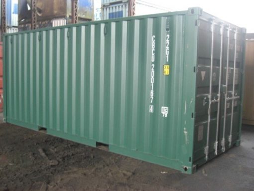 2016 Manufactured New Shipping Containers Various Locations UK