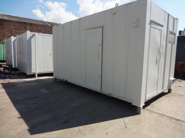 3+1 AV Toilet Block