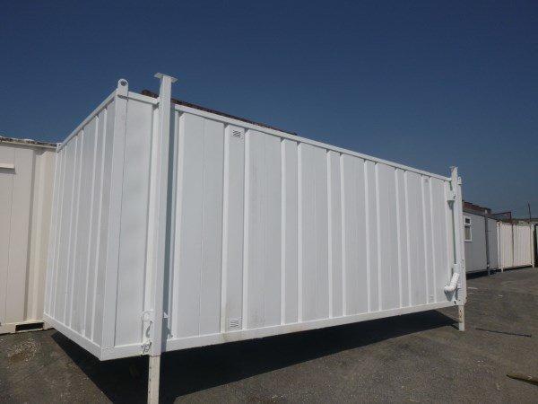 2+1 Toilet + Drying Room Double Door Unit