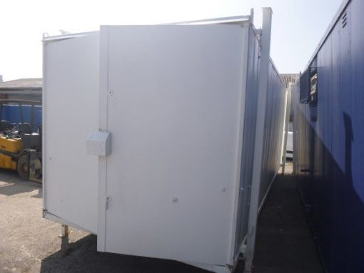 2+1 Toilet + Drying Room Double Door Unit