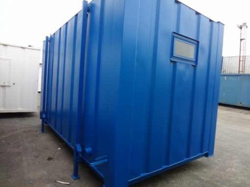 16ft x 9ft AV Canteen Toilet
