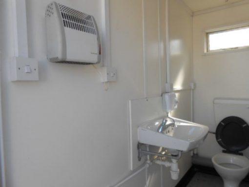 2+1 Toilet Unit