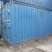20FT high cube Pallet wide Shipping Container
