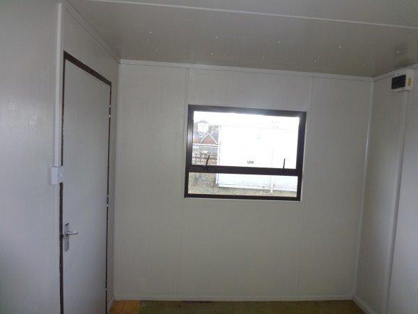 12ft x 9ft Plastersol Office