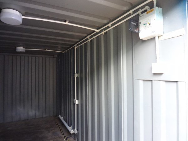 16ft x 8ft New build store