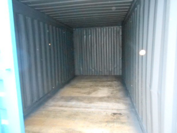 20ft X 8ft Ventilation Storage Container Container