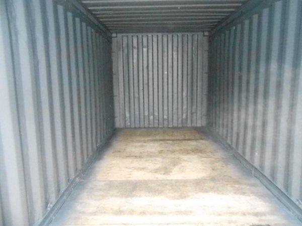 20ft x 8ft Ventilation Storage Unit