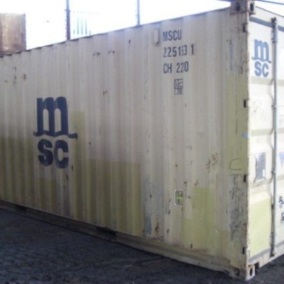 20ft Shipping Containers Available Nationwide