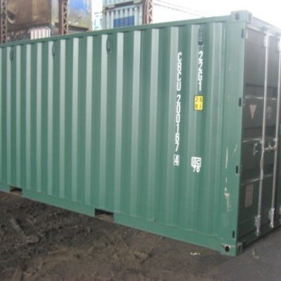 New Shipping Container for sale Scotland