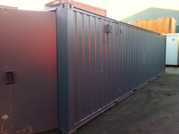 30ft x 8ft Storage Containers