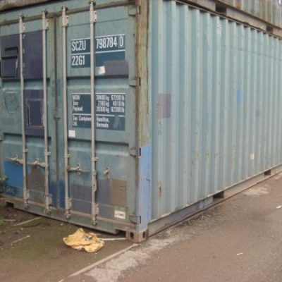 20ft Shipping Containers UK