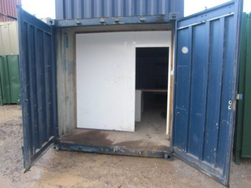 30ft x 8ft Storage Container