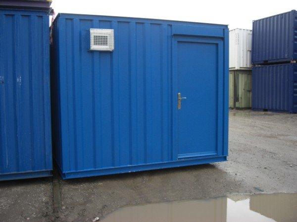 New 3+1 Anti-Vandal Toilet Block