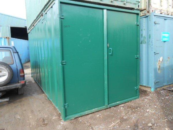 20ft Split Storage Container