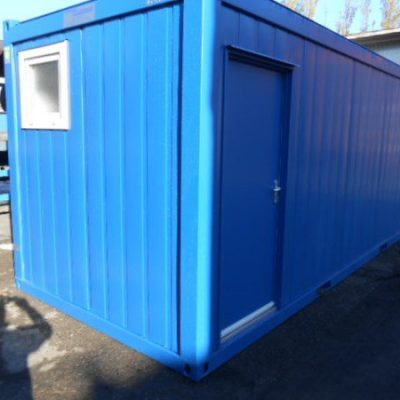 New 3+1 Anti-Vandal Toilet Block