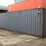 40ft High Cube Shipping Containers