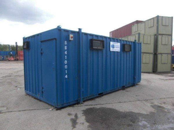 4+1 Anti Vandal Toilet Block