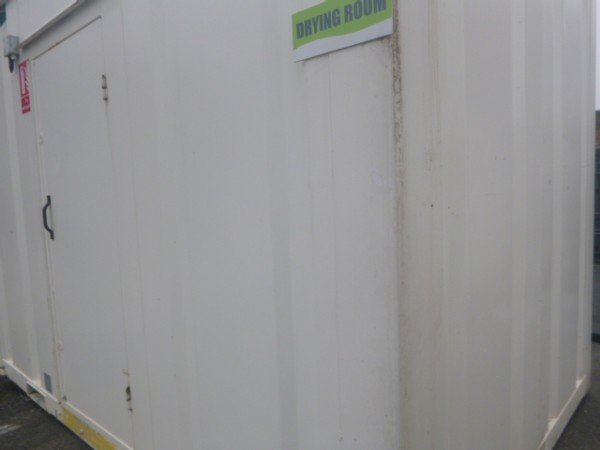 12ft Anti-Vandal ECO Office