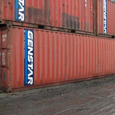 40ft Shipping Containers Merseyside