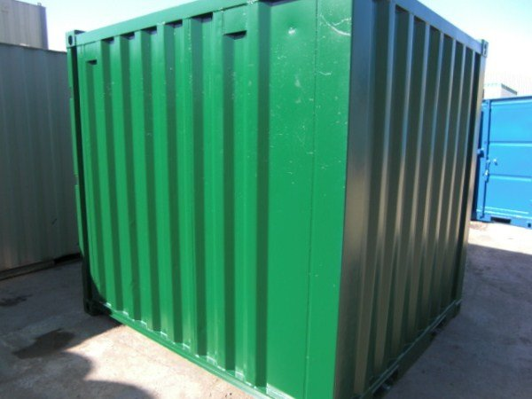 8ft X 8ft Secure Storage Containers Container Cabins Ltd