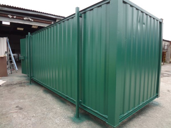 20ft x 8ft Storage Containers