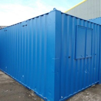 16ft Anti Vandal Portable Office