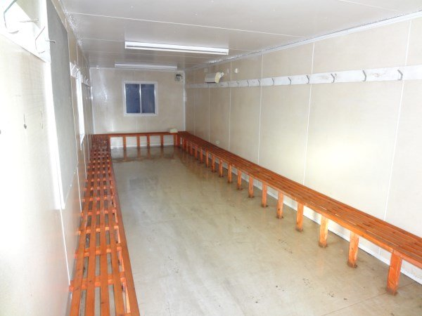 32ft drying room