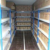 Container Racking