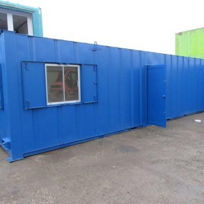32ft x 10ft AV Canteen
