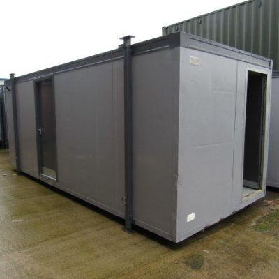 20ft x 8ft Portable Office