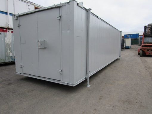 32ft x 10ft Steel Storage Container