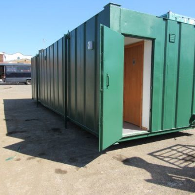 5+1 Shower Toilet Block