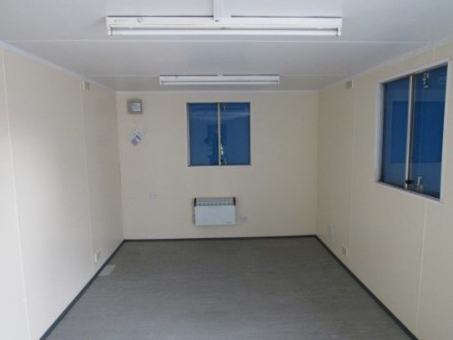 32ft x 10ft Anti Vandal Open Plan Porta Cabin