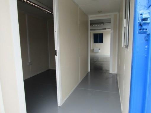 32ft x 10ft Anti Vandal Split Office