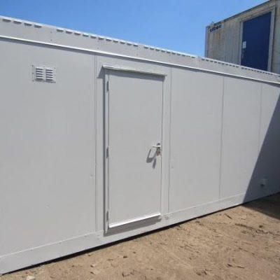 Doc U Store Portable Document Storage Cabin
