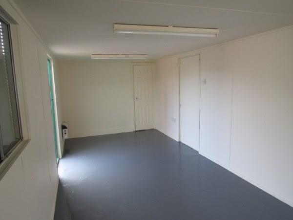 Interior Portable Office